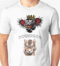 McGregor Tattoos Unisex T-Shirt