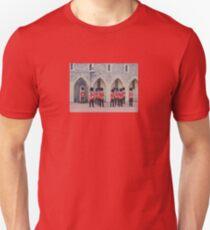 Ceremonial Guards Unisex T-Shirt