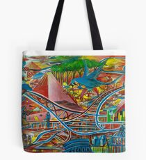 A Higher Intelligence  Tote Bag