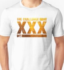The Gold Logo Of The Challenge Series T-Shirt