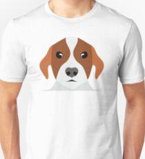 Pet face, cute dog #redbubble #decor #buyart #artprint T-Shirt