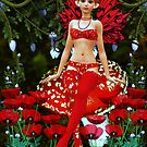 Poppy Fairy -- Collaboration with Enchanted Dreams by dougie1