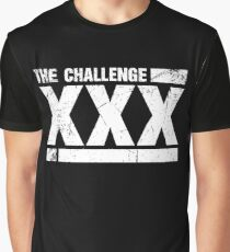 The Challenge Of Life Graphic T-Shirt