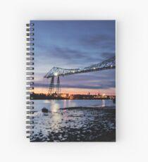 Skylines Spiral Notebook