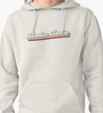 Santa Clara | Retro Rainbow Pullover Hoodie