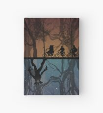 Stranger Things Hardcover Journal