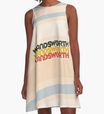 Wandsworth | Retro Stack A-Line Dress