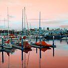 San Franciso Marina by Deyne Foster