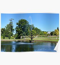 A Tranquil Place To Unwind And Relax Poster