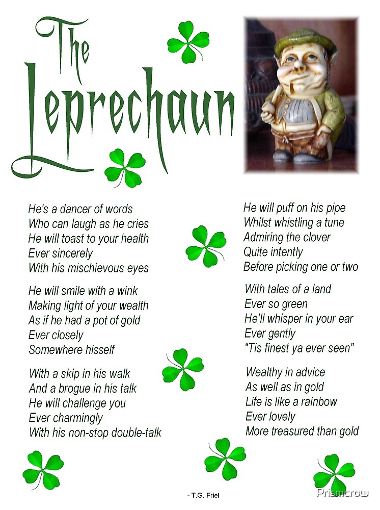 The Leprechaun by Prismcrow