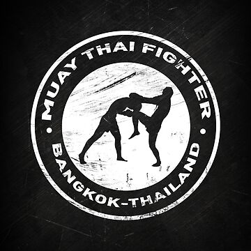 Muay Thai Fighter by Nattouf