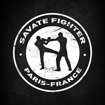 Savate Fighter by Nattouf