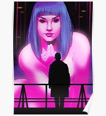 Blade Runner Joi  Poster