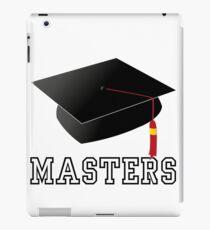 Masters iPad Case/Skin