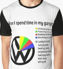 VW Time Graphic T-Shirt