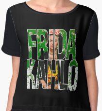 Frida Kahlo. Women's Chiffon Top
