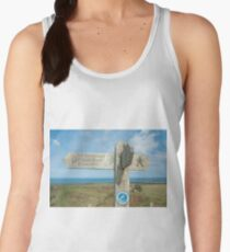 Pembrokeshire and Welsh Coast path Women's Tank Top