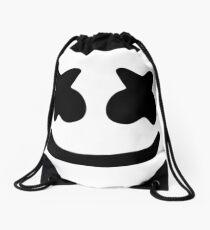 Marshmello Drawstring Bag