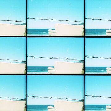 "Beach ""Lounge"" by samuelRakse"