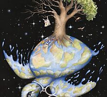 Endangered - Global Warming and Climate Change by Amanda Tulacz