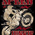 Speed Junkie - Offroads Motorbike Racing Extreme Sports by zachsymartsy