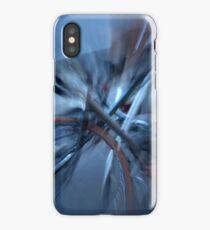Uncertainty Principle iPhone Case/Skin
