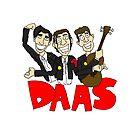 Doug Anthony All Stars  by TheKingLobotomy