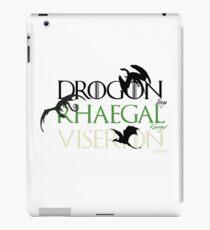 The Dragons iPad Case/Skin