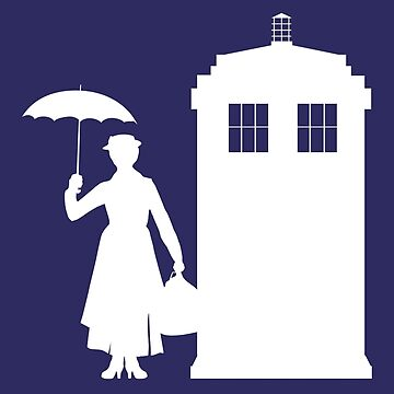 MARY WHOVIANS by karmadesigner