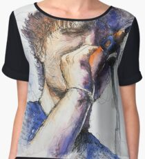 Colors and Ed Women's Chiffon Top