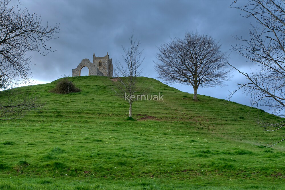The Folly Ruin by kernuak