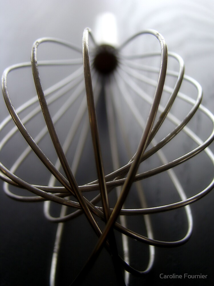 Whisk by Caroline Fournier