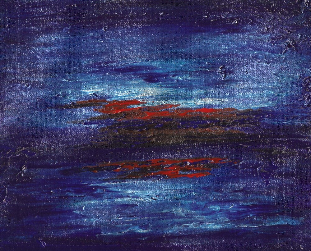 Crimson Tide by Matthew Rogers