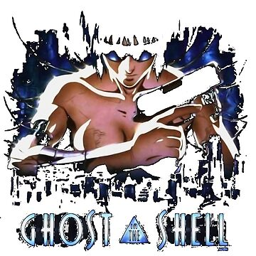 Ghost in the shell by Kaluma