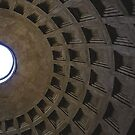 Architectural Wonder:  The Pantheon's Dome #art #architecture #Italy #Rome #design by Jacqueline Cooper