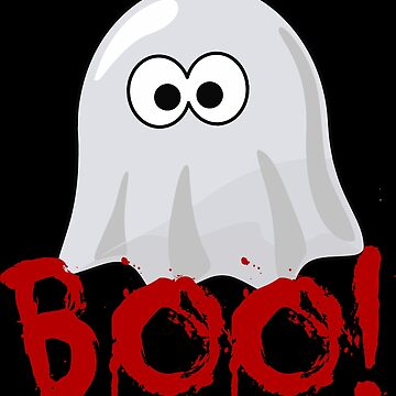 Funny Halloween Boo! by Qrio