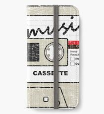 Funky Music Mix Tape iPhone Wallet/Case/Skin