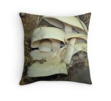 Tight Quarters Throw Pillow