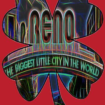 Reno, Nevada USA by crimsontideguy