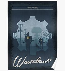 Off to the wasteland Poster