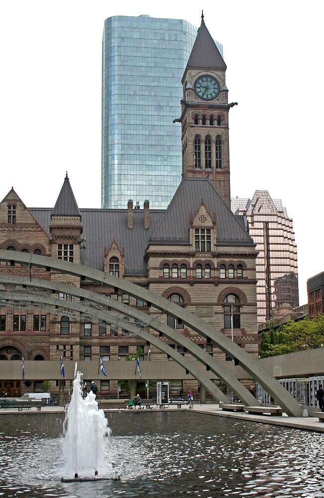 City Hall by Karen Millard