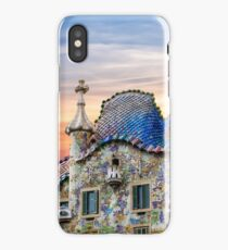 Gaudi Facade iPhone Case/Skin