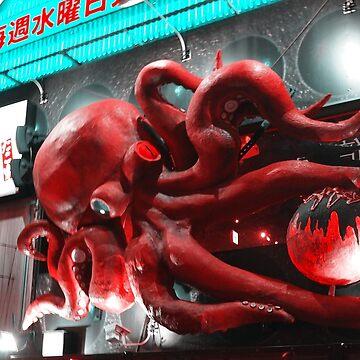 the one eyed octopus's ball by OTOFURU