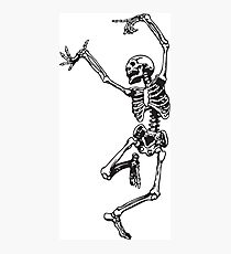 Dance With Death Photographic Print