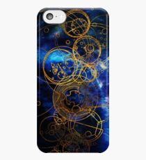 Time Lord Writing (blue) iPhone 5c Case