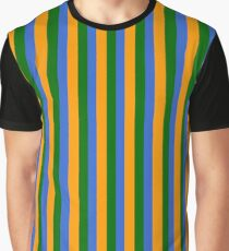 bert stripes Graphic T-Shirt