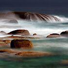 Soft Waves ... by Angelika  Vogel