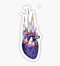 Linkin Park - Heart on fire Sticker