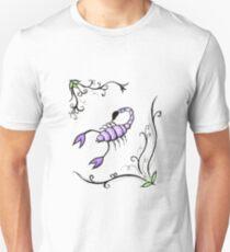 Scorpio Zodiac Horoscope Astrology Birthsign Constellation Slim Fit T-Shirt