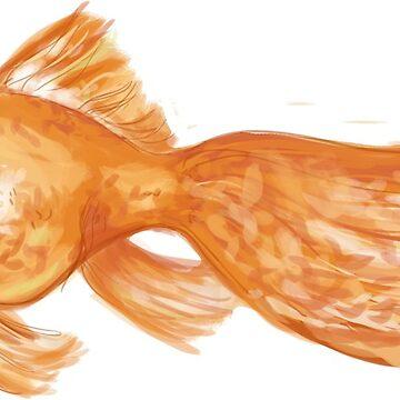 Goldfish by KaitlynLister